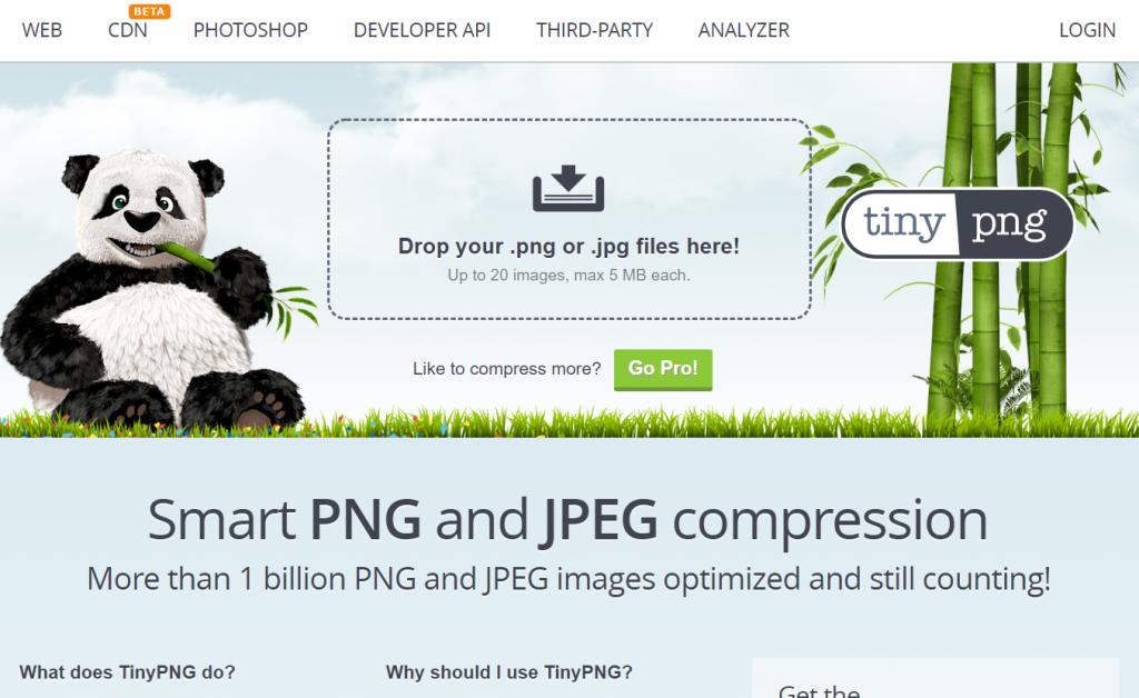 Tiny PNG