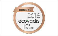 SPICEWORKS LTD has been granted a Gold Recognition Level Based on their EcoVadis CSR rating October 2016